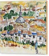 Consuegra 03 Wood Print