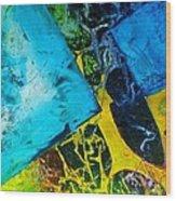 Contempo Seven Wood Print