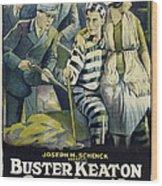 Convict 13 1920 Wood Print