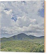 Cooktown Skies Wood Print
