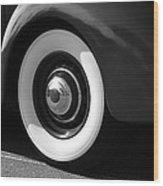 Cool Wheels Wood Print