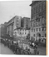 Coolidge Inauguration, 1925 Wood Print
