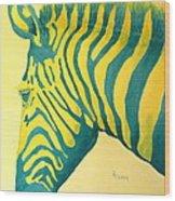 Coolio Wood Print