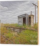 Coonawarra Station South Australia Wood Print
