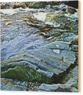 Coos Canyon 27 Wood Print