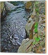Coos Canyon 332 Wood Print