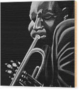Cootie Williams Wood Print