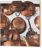 Copper - Featured In Inanimate Objects Group Wood Print