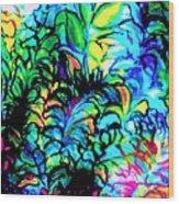 Coral Reef Beauty Wood Print