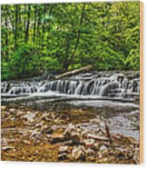 Corbett's Glen Waters Wood Print