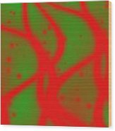 Cordillera 1 Wood Print