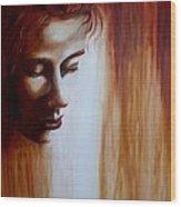 Corinthians Woman Wood Print