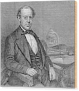 Cornelius V Wood Print