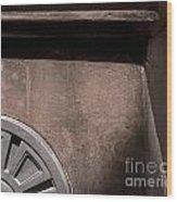 Cornerstone Wood Print