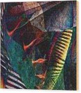Cornucopia Wood Print