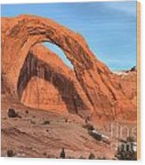 Corona Arch Canyon Wood Print