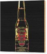 Corona Beer 20130405v3 Wood Print by Wingsdomain Art and Photography