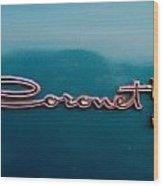 Coronet 500 Wood Print