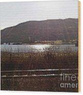 Corpach Loch Linnhe Glen Nevis Wood Print