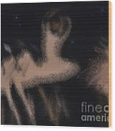 Corps De Ballet Wood Print by Pedro L Gili