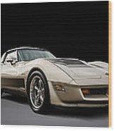 Corvette C3 Wood Print