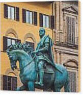 Cosimo De Medici Wood Print