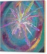 Cosmic Activity 11  Wood Print