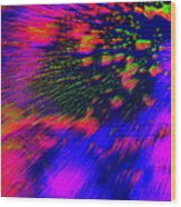 Cosmic Series 010 Wood Print