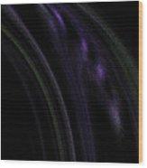 Cosmic Spirit Wood Print