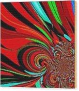 Cosmic Wimpout 1980 Wood Print