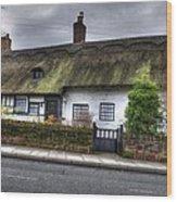Cottage 3 Wood Print