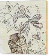 Cotton Bowl Wood Print