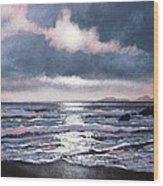 Coumeenole Beach  Dingle Peninsula  Wood Print