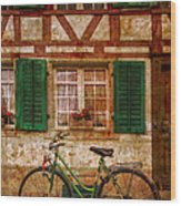Country Charm Wood Print