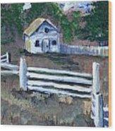 Country Charmer Wood Print