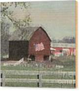 Country Collectionone Wood Print