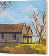 Country Duplex Wood Print