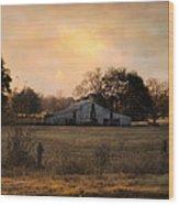 Country Heirloom Wood Print