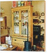 Country Kitchen Sunshine IIi Wood Print