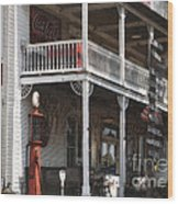 Country Store 2 Wood Print