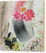Country Summer - Photopower 1501 Wood Print