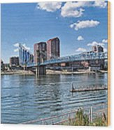 Covington Kentucky Wood Print