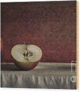 Cox Orange Apples Wood Print
