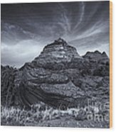 Coyote Buttes Cloud Explosion Wood Print