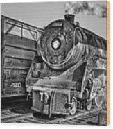 Cpr 2929 Bw Wood Print