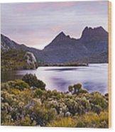 Cradle Mountain Tasmania Wood Print