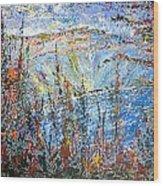 Crater Lake - 1997 Wood Print