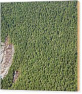 Crawford Notch State Park - White Mountains New Hampshire Wood Print