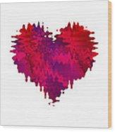 Crazy Love 1 Wood Print