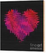 Crazy Love 2 Wood Print